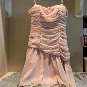 Charlotte Russe Pink Prom Dress